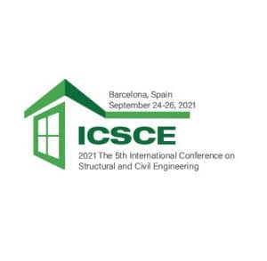 5th International Conference on Structural and Civil Engineering (ICSCE 2021)