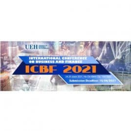 International Conference on Business and Finance 2021