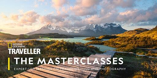 National Geographic Traveller: The Masterclasses online