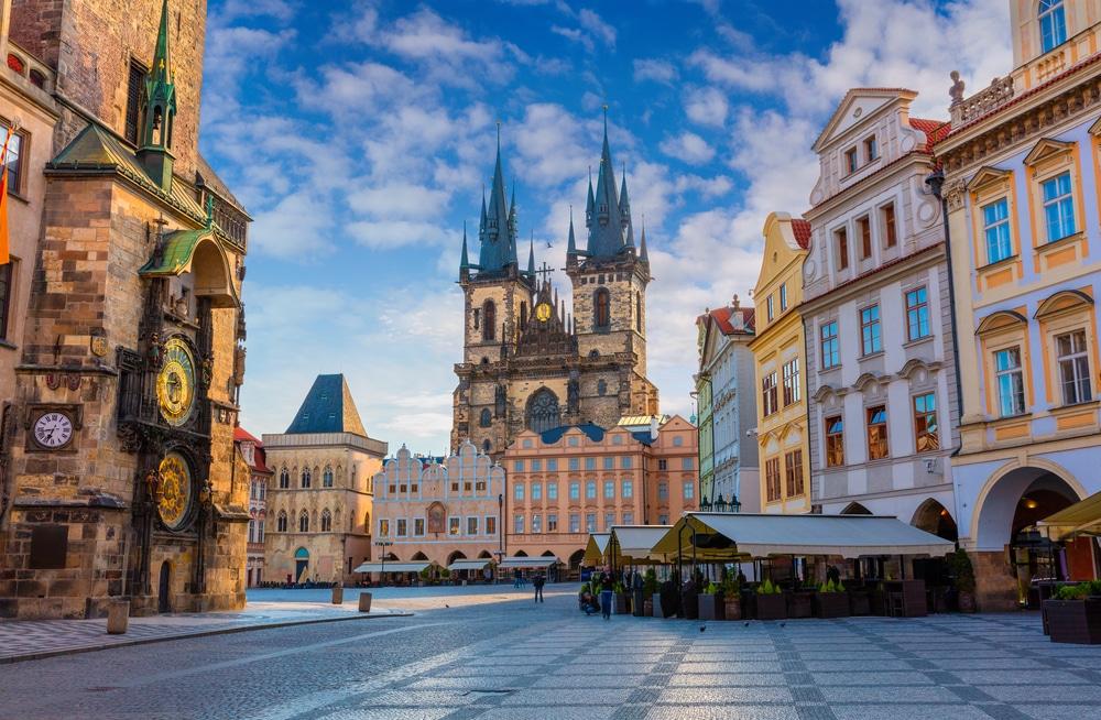 Best universities in Czech Republic
