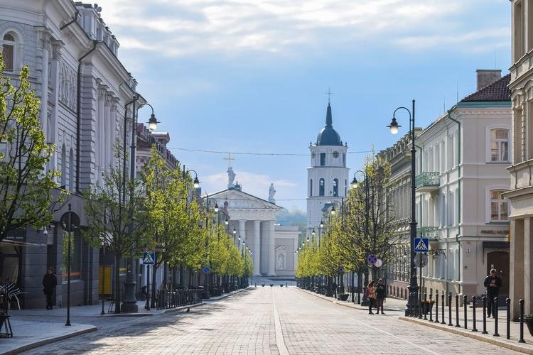 Best universities in Lithuania