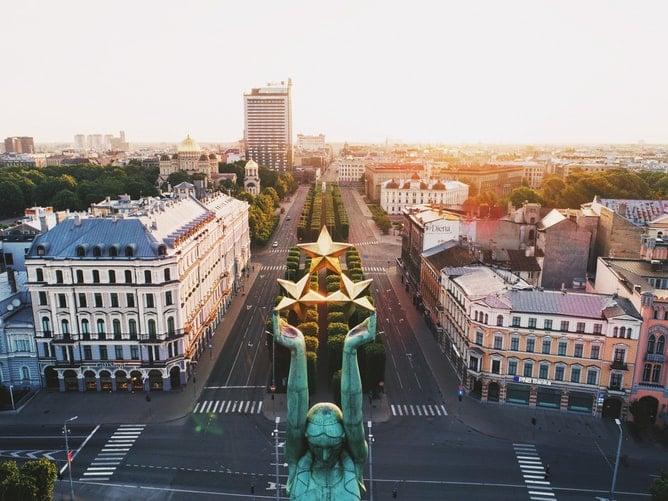 Best universities in Latvia