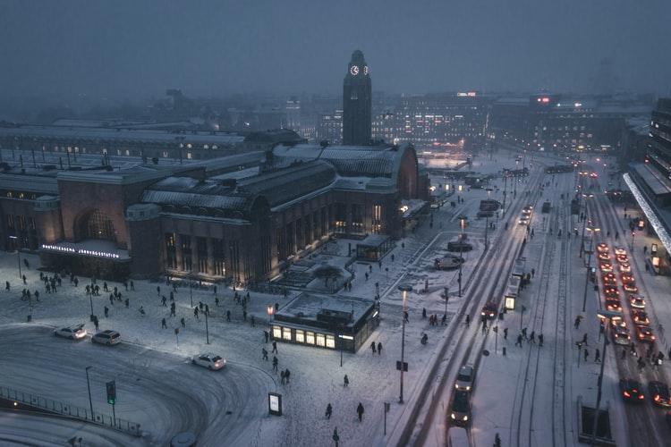 Best universities in finland