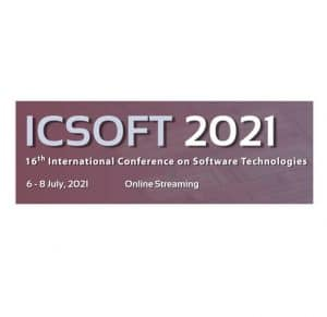 16th International Conference on Software Technologies – ICSOFT 2021
