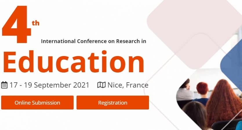 4th International Conference on Research in Education (ICRECONF)