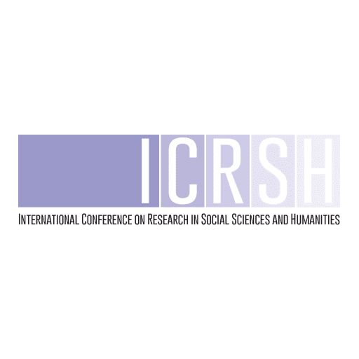 4th International Conference on Research in Social Sciences and Humanities (ICRSH)