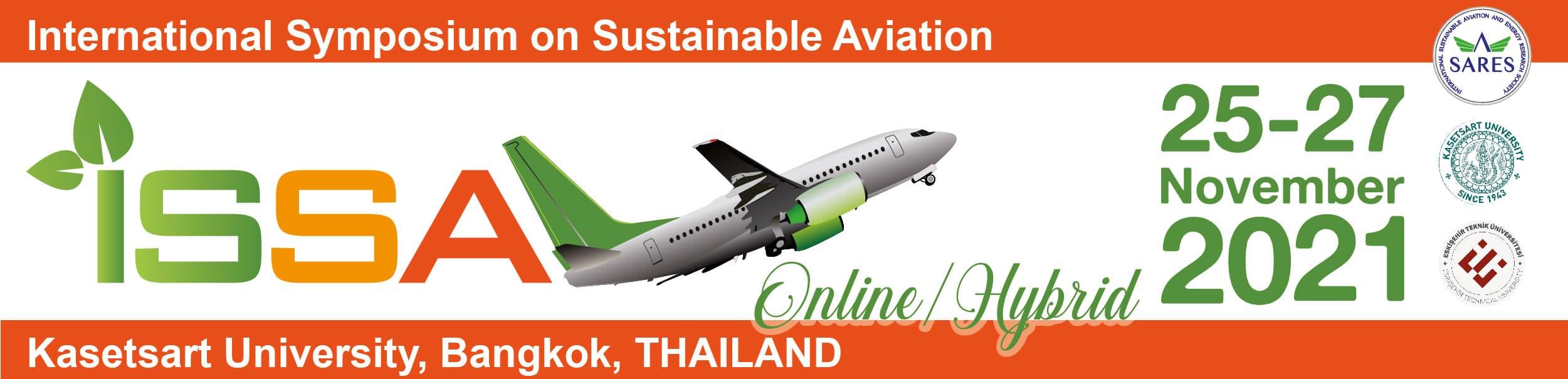 International Symposium on Sustainable Aviation (ISSA)