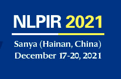 2021 5th International Conference on Natural Language Processing and Information Retrieval (NLPIR 2021)